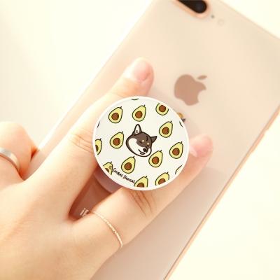 시바견 고양이 그립 스마트톡