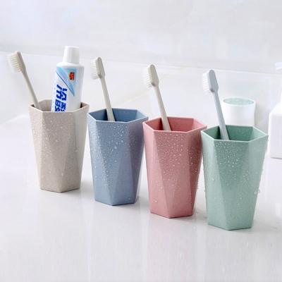일본 대리석 감성 양치컵 4color! 안깨지는 튼튼한 가글 칫솔컵
