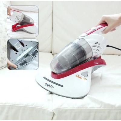 [유로플렉스] 이태리 몬스터 핸디청소기 겸용 살균 침구청소기 BC350