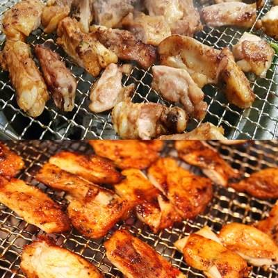 숯불 닭갈비 1kg(간장앙념 , 고추장양념)