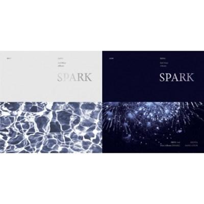 2종세트/포스터/ JBJ95(제이비제이95) - 미니2집 [SPARK] 불꽃처럼