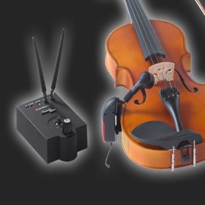 바이올린 무선마이크 핀마이크 음향장비 무료배송_(1351417)