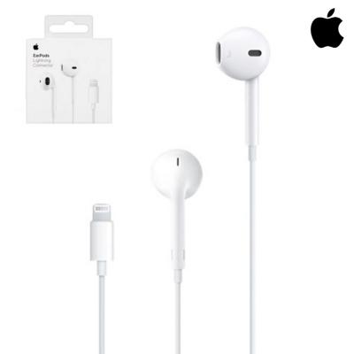 애플정품 아이폰이어폰 이어팟 라이트닝이어팟(MMTN2ZP/A)