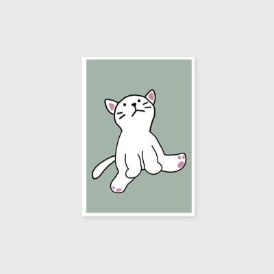 [엽서]Daze Cat