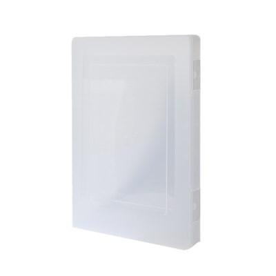 사무실 대학교 학원 A4서류 투명파일케이스 소형 FC02_(1050936)