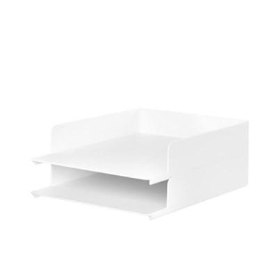 오피스 학교 병원 데스크 서류정리 UP 시스템 트레이_(1065345)