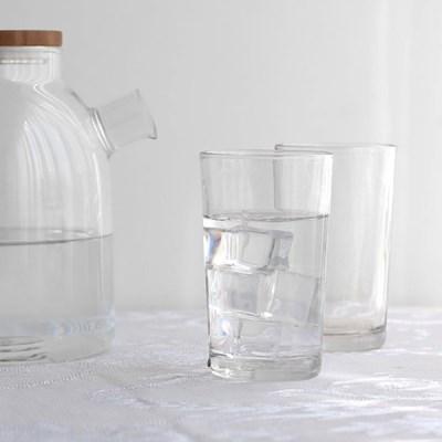 심플맥주잔 / 카페 홈카페 아이스 음료 물 맥주 유리 머그 잔 컵
