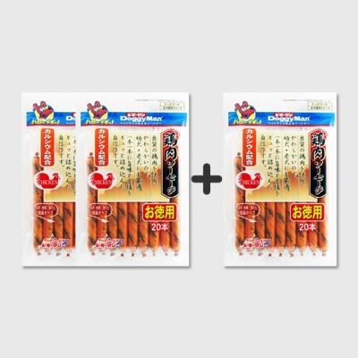 [유통기한 20.02.07]도기맨 닭고기 소시지 7P [2+1]