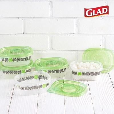 [GLAD]글래드 밀폐용기 소형 266ml (5입)