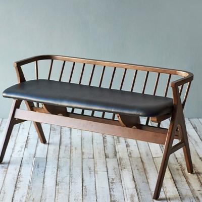 [채우리] 크레이프  2인 식탁 벤치 의자