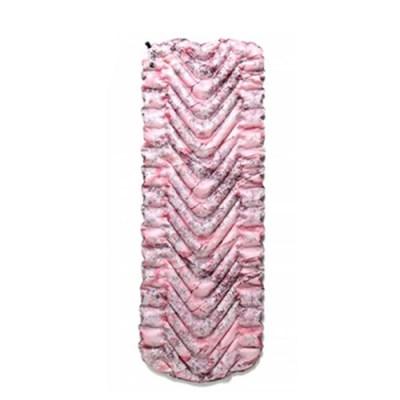 [클라이밋] 초경량 에어 패드 인슐레이티드 스태틱 브이 핑크 카모
