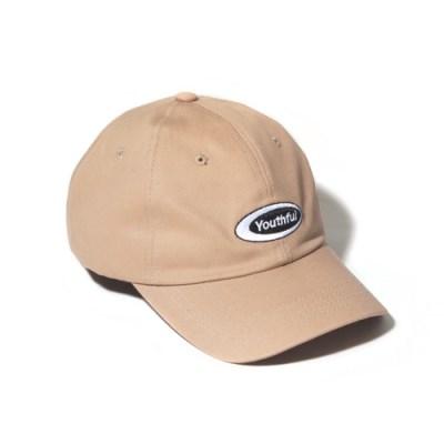 OVAL CURVED CAP-BEIGE 9/02 예약배송