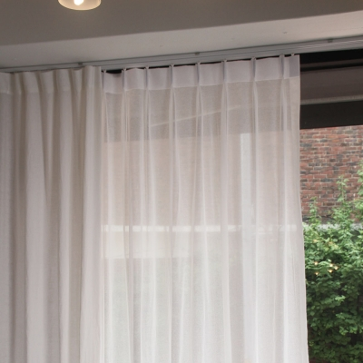 Soft Sheer Inside Curtain