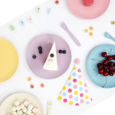 코즈니 에코식기 케이크 접시 5종 택1