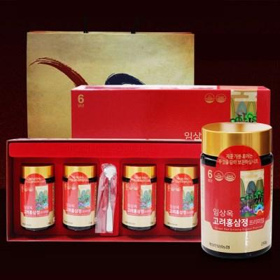개성인삼농협 임상옥 고려홍삼정 프리미엄(250g x 4병)