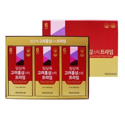 개성인삼농협 임상옥 고려홍삼스틱 프라임(15ml x 30포)