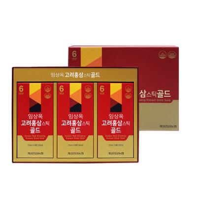 개성인삼농협 임상옥 고려홍삼스틱 골드(15ml x 30포)