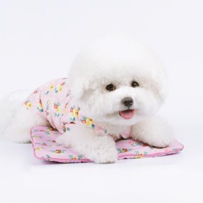 트로피칼 쿨 아이스팩 - 핑크