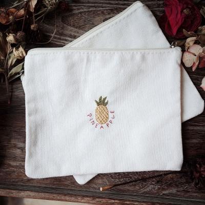 프랑스자수 파우치 DIY 키트 - 파인애플 Pineapple