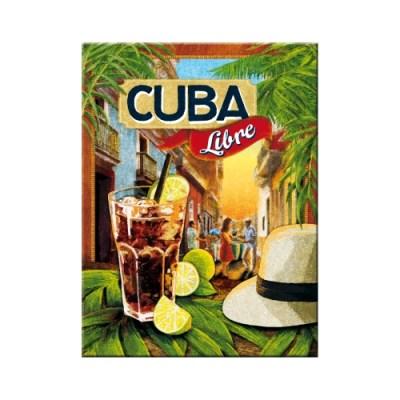 노스텔직아트[14309] Cuba Libre