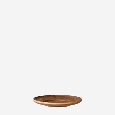 킨토 세피아 논슬립 우드 코스터 소서 130mm_(1419218)