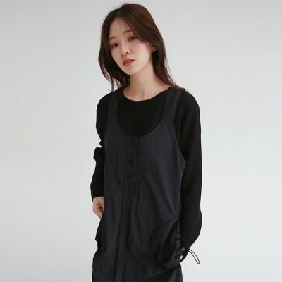 sensual line golgi slim tee (black)_(1316446)