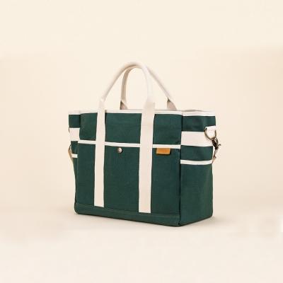 캔버스 텀블러백/다이퍼백/기저귀가방