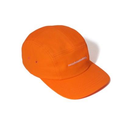 N CORE CAMP CAP-ORANGE