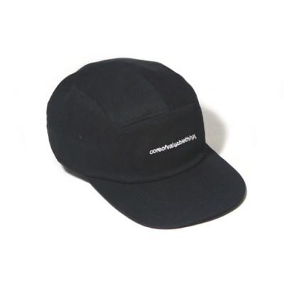 N CORE CAMP CAP-BLACK