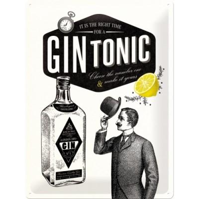 노스텔직아트[23219] Gin Tonic