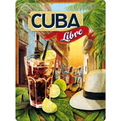 노스텔직아트[23180] Cuba Libre