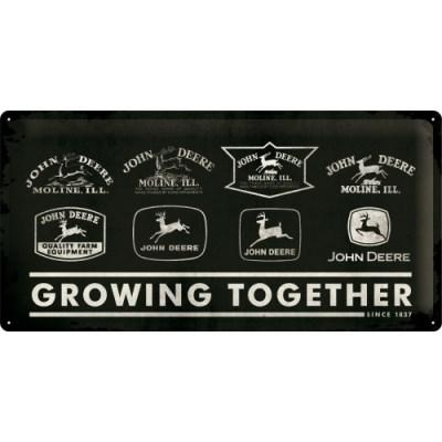 노스텔직아트[27023] John Deere - Growing Together