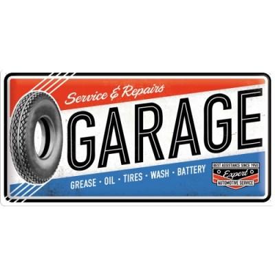 노스텔직아트[27004] Garage