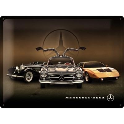 노스텔직아트[23252] Mercedes-Benz - 3 Cars