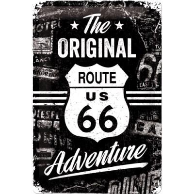 노스텔직아트[22224] Route 66 The Original Adventure
