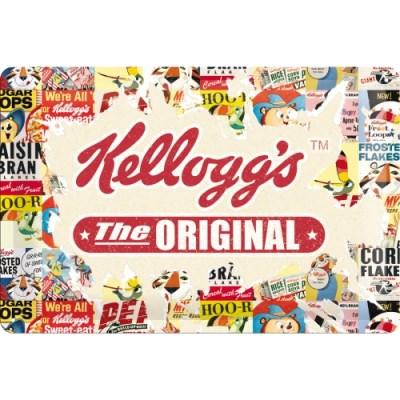 노스텔직아트[22166] Kellogg's The Original Collage