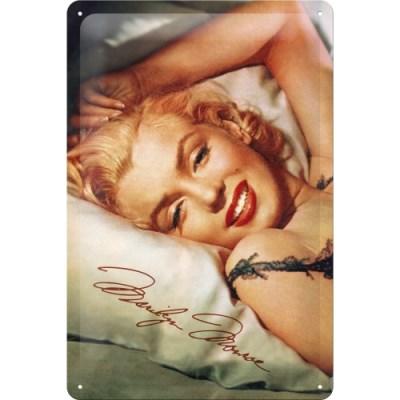 노스텔직아트[22107] Marilyn Monroe - Bed