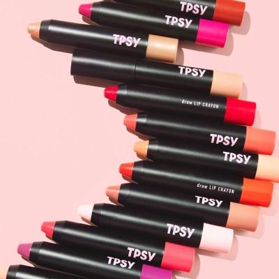 TPSY 팁시 립크레용