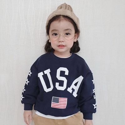 USA 아동 맨투맨