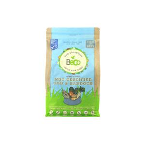 [비코팻츠] 비코푸드 MSC 흰살생선 2kg 사료 BFDF