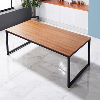 아르테 와이드 6인 식탁 테이블 2100_(1255155)