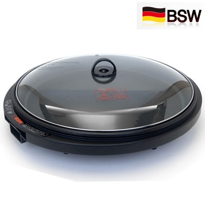 BSW 대형 원형전기후라이팬_(2480525)