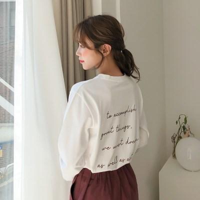 레터링끝판왕 티셔츠_(2559292)