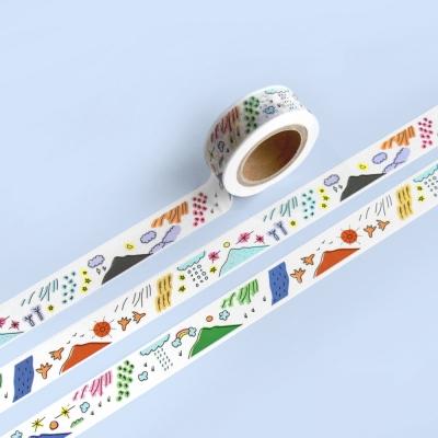 ㅅㅏㄴ masking tape