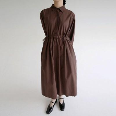 girlish mood shirts dress (3colors)_(1320872)