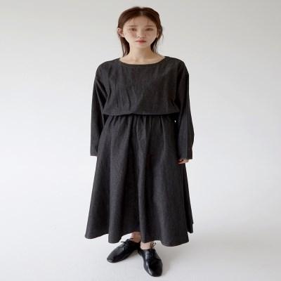 sensual denim girl dress (2colors)_(1320871)