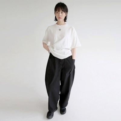 crispy touching pocket pants (3colors)_(1320867)
