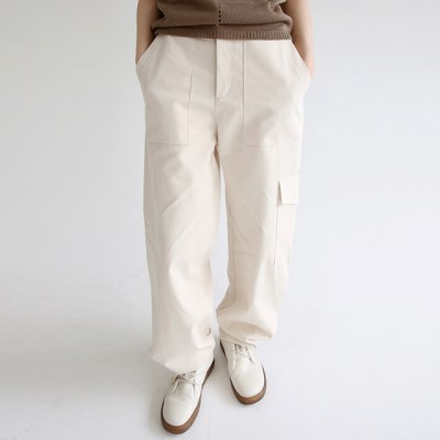 white stich detail over pants (ivory)_(1320866)