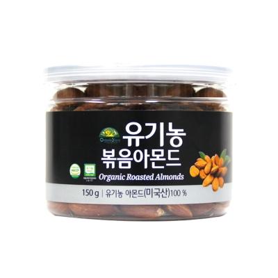 [오가닉스토리] 유기농 볶음 아몬드 150g