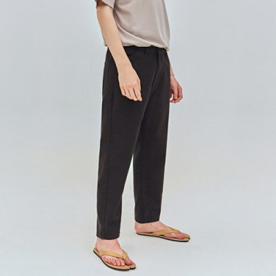 ALL DAY COTTON PANTS_BLACK